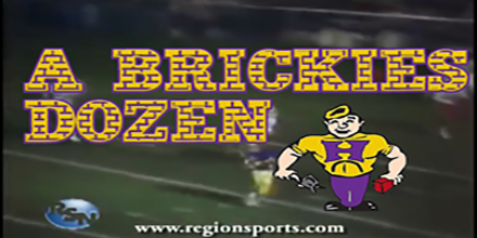 VIDEO: Brickies Dozen – Hobart vs. Merrillville – 1989 Regular Season