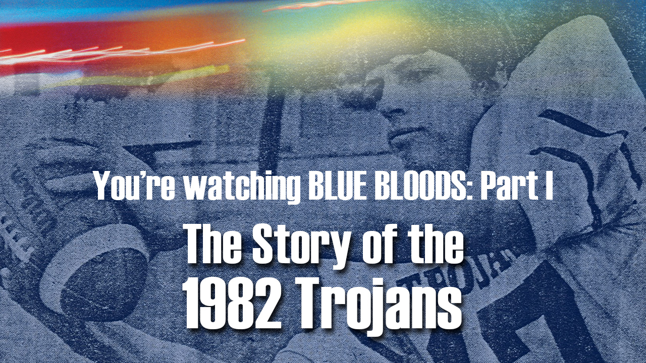 VIDEO: Blue Bloods – The Story of the 1982 Highland Trojans