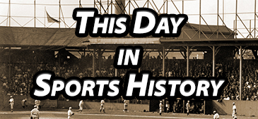 THIS DAY IN SPORTS HISTORY: January 12