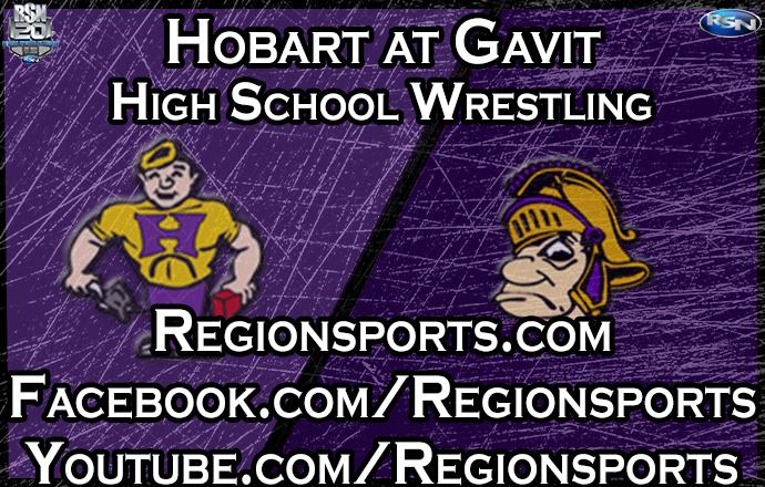 WATCH: Hobart at Gavit Wrestling