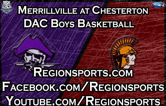 WATCH: Merrillville at Chesterton Boys Basketball