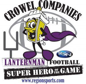 Crowel Companies Football super hero of the game