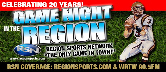FOOTBALL: Game Night in the Region – WATCH LIVE!