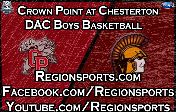 WATCH: Crown Point at Chesterton Boys Basketball