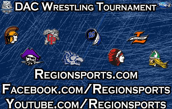WATCH: DAC Wrestling Tournament