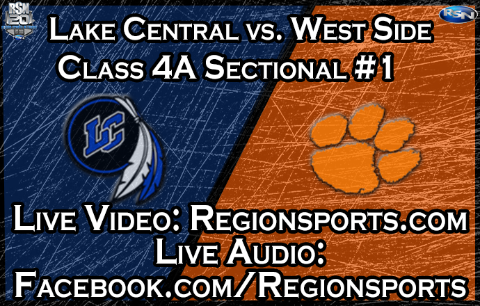 WATCH: Lake Central vs. West Side Boys Basketball – Class 4A Sectional #1